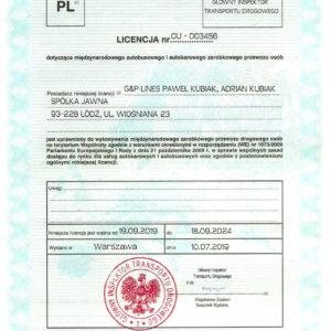 LICENCJA 18.09.2024